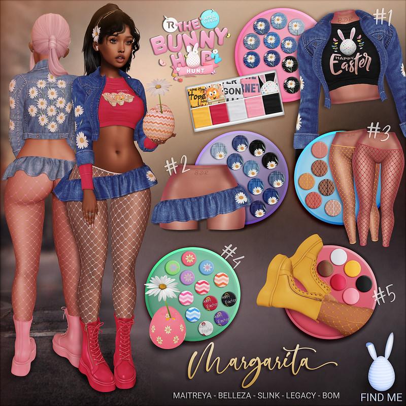 *B.D.R.* Margarita - Hunt Key