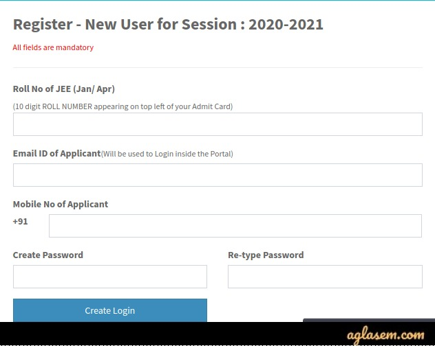 AIT Pune Application Form 2020