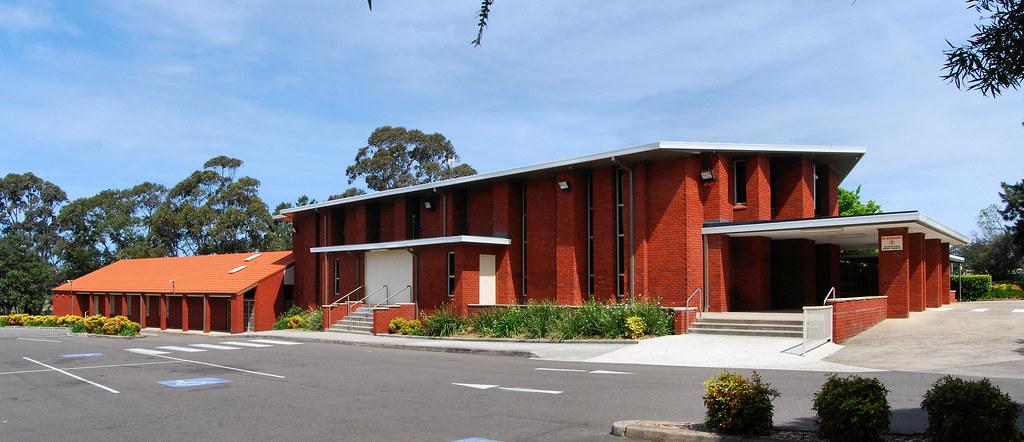 Our Lady of Fatima Catholic Church, Peakhurst, Sydney, NSW.