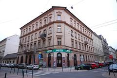 Erzsébetváros on the Corner