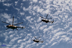 Mi-171Sh & AW139