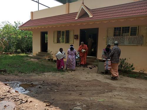 haripad ramakrishnamath kerala coronaviruscovid19 reliefservices