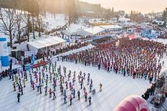 ČEZ Jizerská 50 poprvé vhistorii závodem roku vrámci seriálu Visma Ski Classics