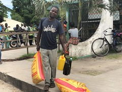 Mozambique: one year after cyclone Idai