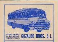Autobús Carrosseries Gozalbo Vila-real Castelló