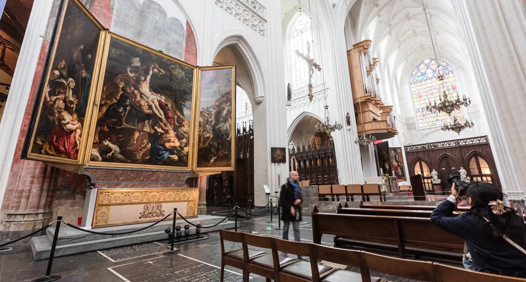 Weekend Antwerpen: bezoek de OLV in Antwerpen | Mooistestedentrips.nl