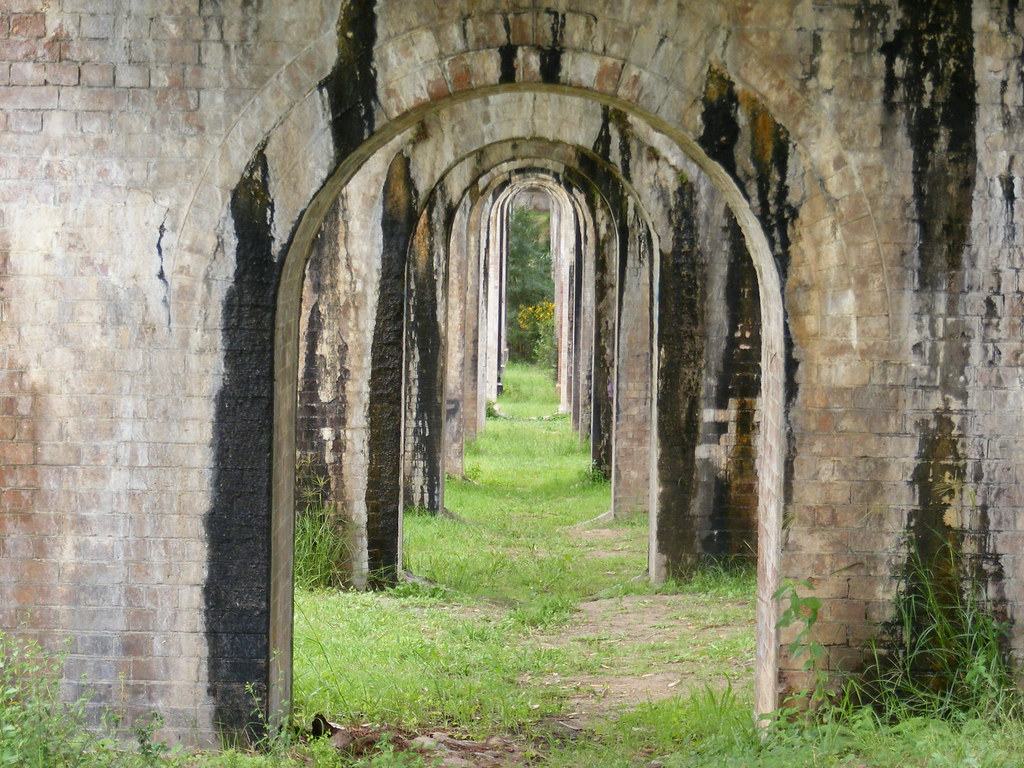 Greystanes (Boothtown) Aqueduct.