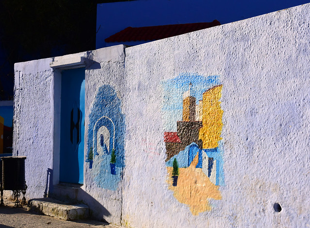 Chefchaouen,  Morocco, January 2019 D810 550