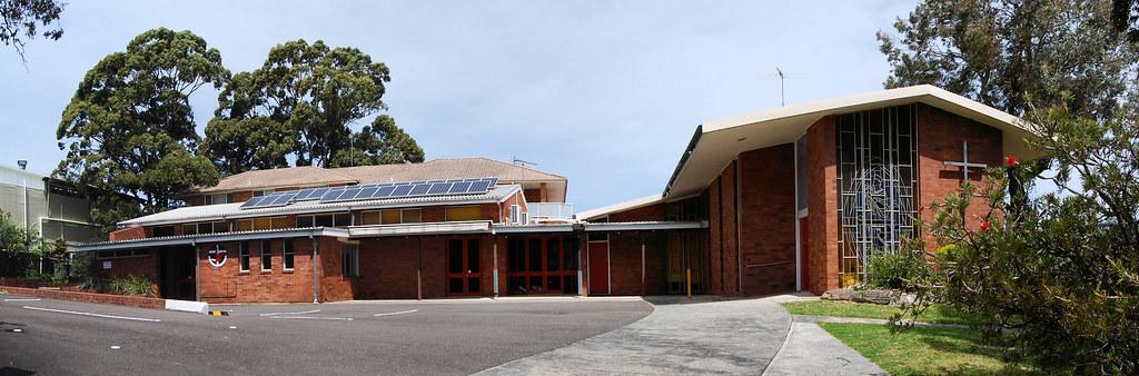 Oatley Uniting Church, Oatley, Sydney, NSW.
