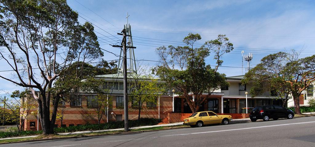 Narwee Baptist Church, Peakhurst, Sydney, NSW.