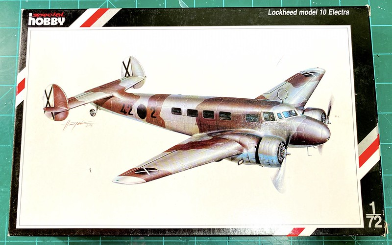 NEW Wisconsin Central Lockheed L-10 Electra decals 4 Special Hobby 1//72 scale
