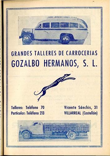 publicitat Germans Gozalbo Vila-real