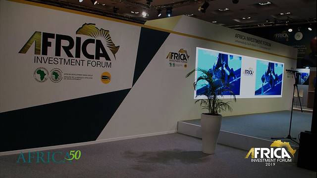 November 2019- Africa50/ Africa Investment Forum ( AIF)