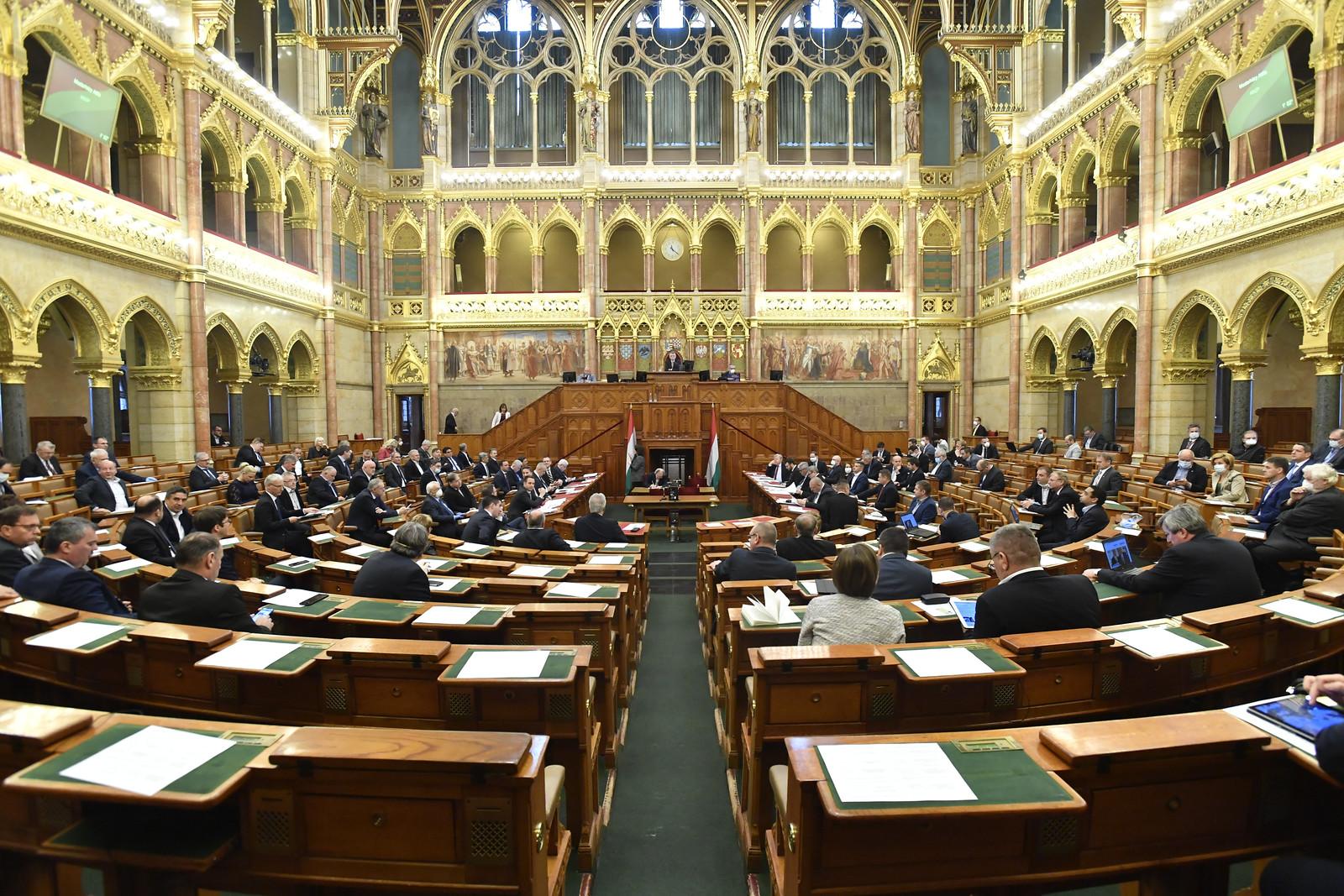 Elfogadta a parlament a felhatalmazási törvényt