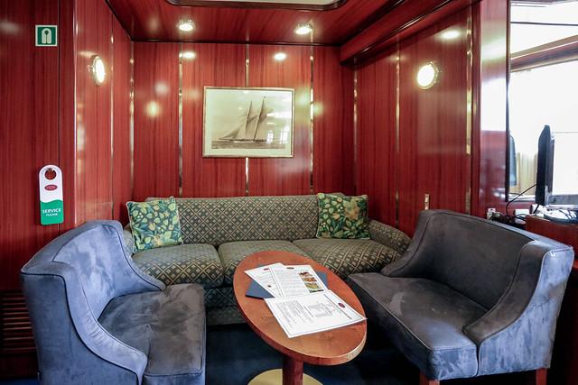 Stateroom 339 Sitting Area