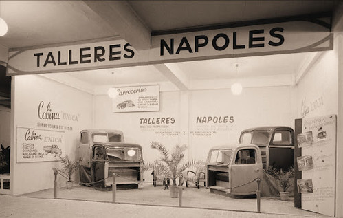 estand Talleres Napoles