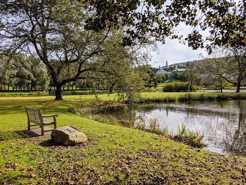 Taylor Lake at Colgate University