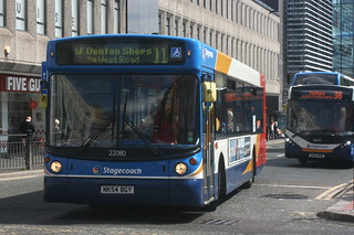Stagecoach North East ALX300 22080 NK54 BGY
