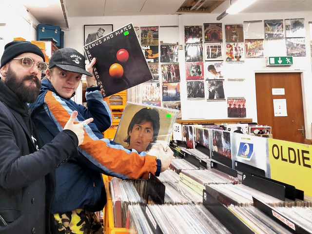 Vinyl Variety: Swedish Rockers Tribe Friday Pen a Love Letter to Their Local Record Store Bananamoon