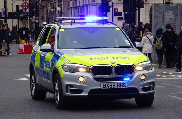 Metropolitan Police - BX66 HHS