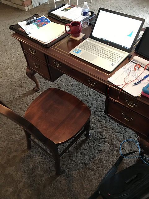 BMA at home work stations