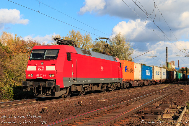 DB 152 074-1, Misburg