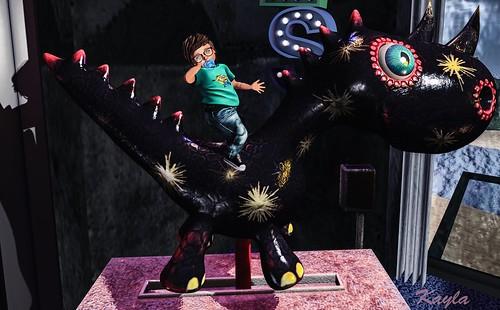 Joshy's Dino Ride