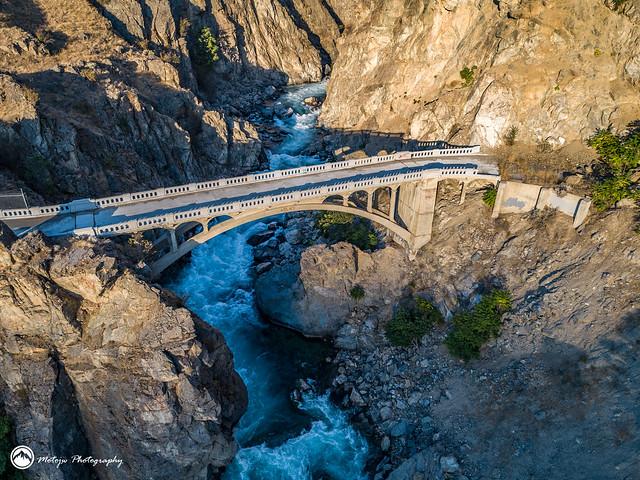 Chelan Falls Bridge