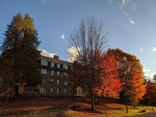 Colgate University during Autumn