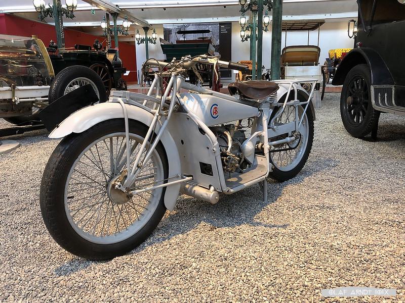 ABC motorcycle