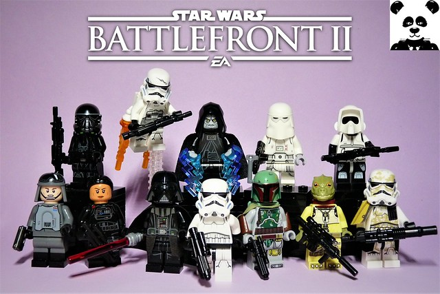 Star Wars Battlefront II - The Galactic Empire