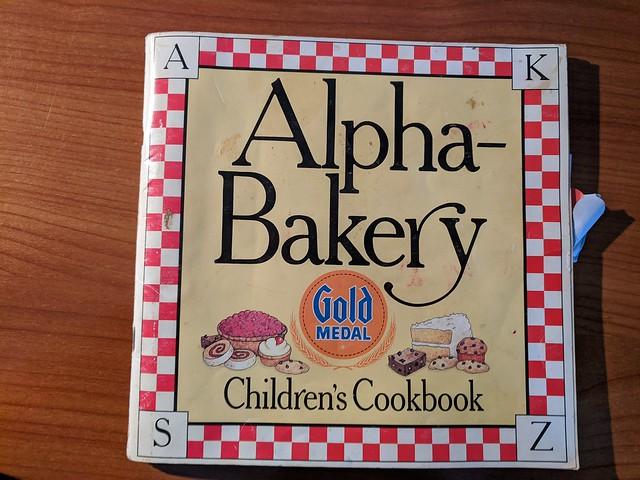 Alpha-Bakery Cookbook