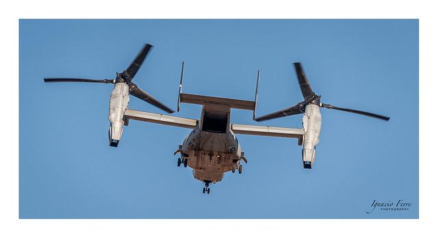 USMC VMM-774 Bell-Boeing V-22 Osprey