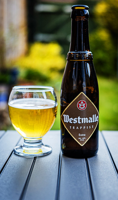 A Refreshing Glass of Westmalle Trappist Belgium Beer (Panasonic S1 & Sigma 45mm DN 45mm f2.8 Prime) (1 of 1)