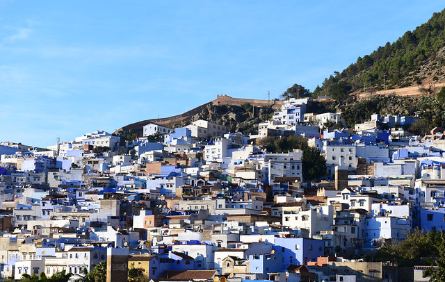 Chefchaouen,  Morocco, January 2019 D810 868
