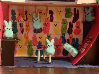 KIDS Peeps Diorama Contest entries 2020