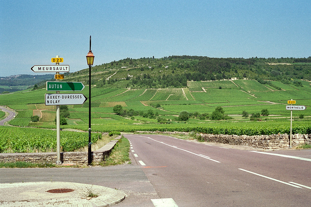 Auxey Duresses, Bourgogne, France