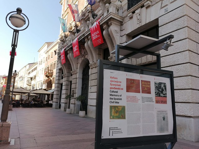 Exhibition: Cultural memory of the Spanish Civil War