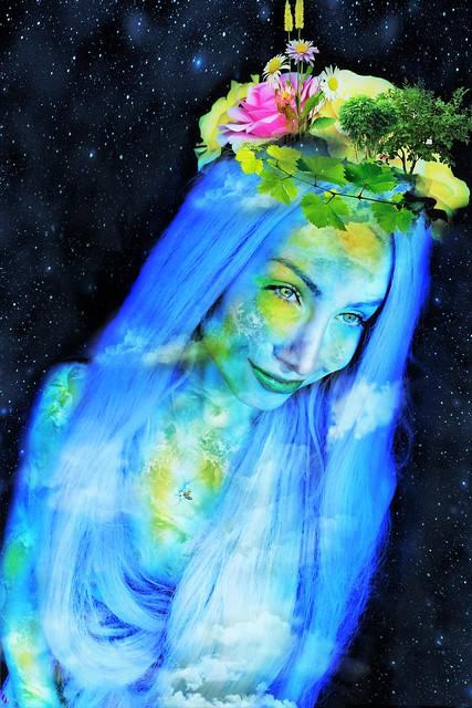 Earth Princess by Sarina Rose