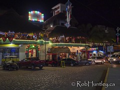 Sayulita at Night