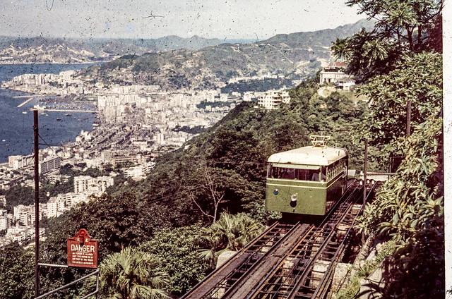 Hong Kong Tram - Photocredit Douglas King-2