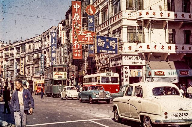 Hong Kong Tram - Photocredit Douglas King-1