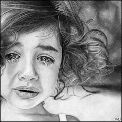 Baby Realistic Drawing