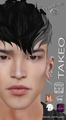 [ VENDETTA ]TAKEO Skin - Classic Version