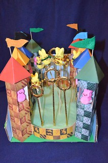 TWEEN Peeps Diorama Contest Entries 2020