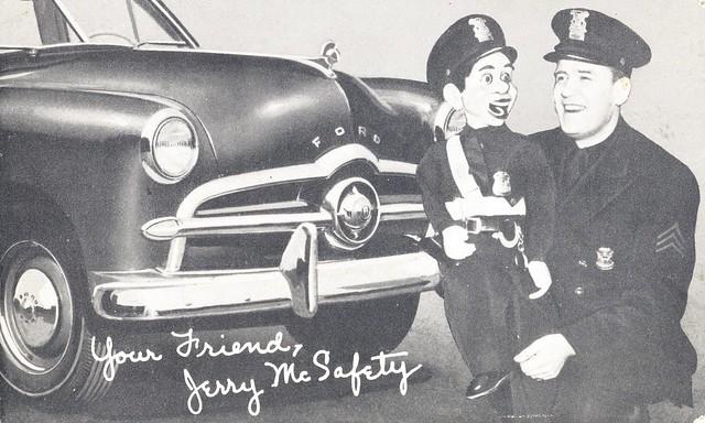 Jerry McSafety