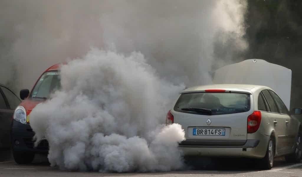 La pollution atmosphérique liée à la démence