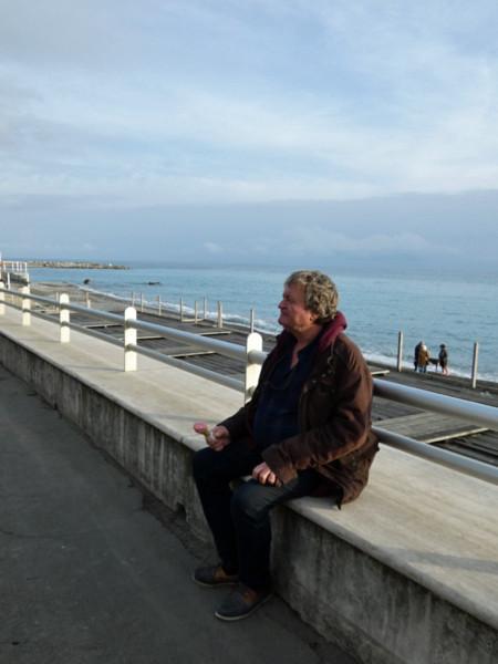 Philippe à Bordighera