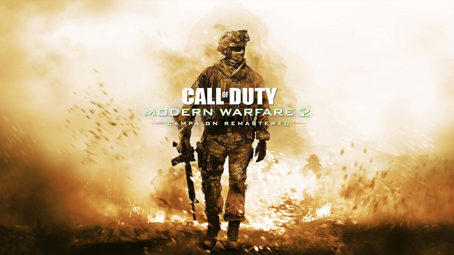 Call Of Duty Modern Warfare 2 Campaign Remastered Available Today
