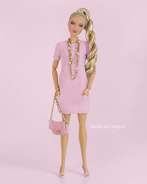 barbie doll dress pattern